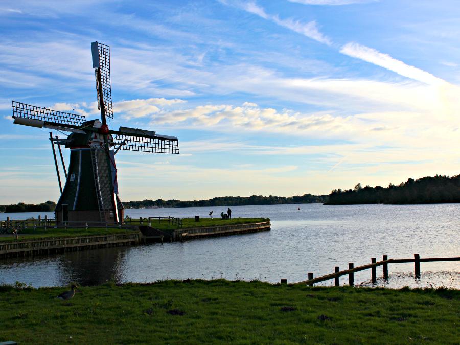 Groningen Windmühle