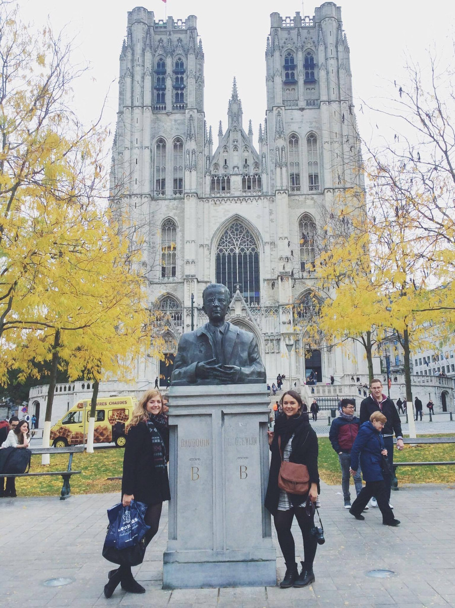 Brüssel Städtetrip