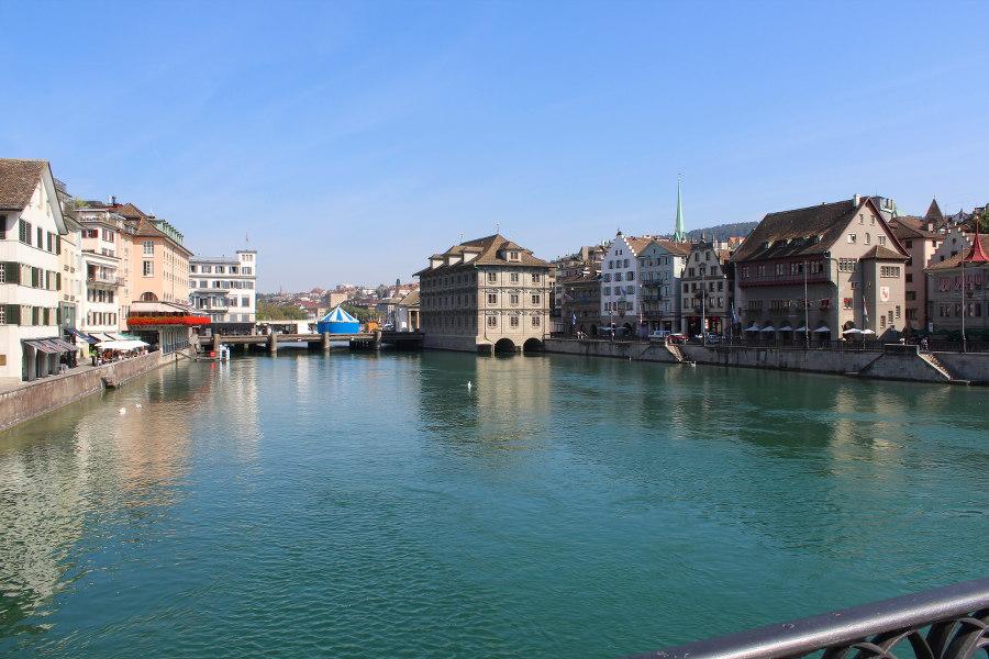 Tagesausflug nach Zürich