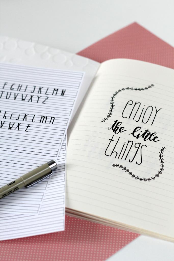 pinselleicht - Hand Lettering