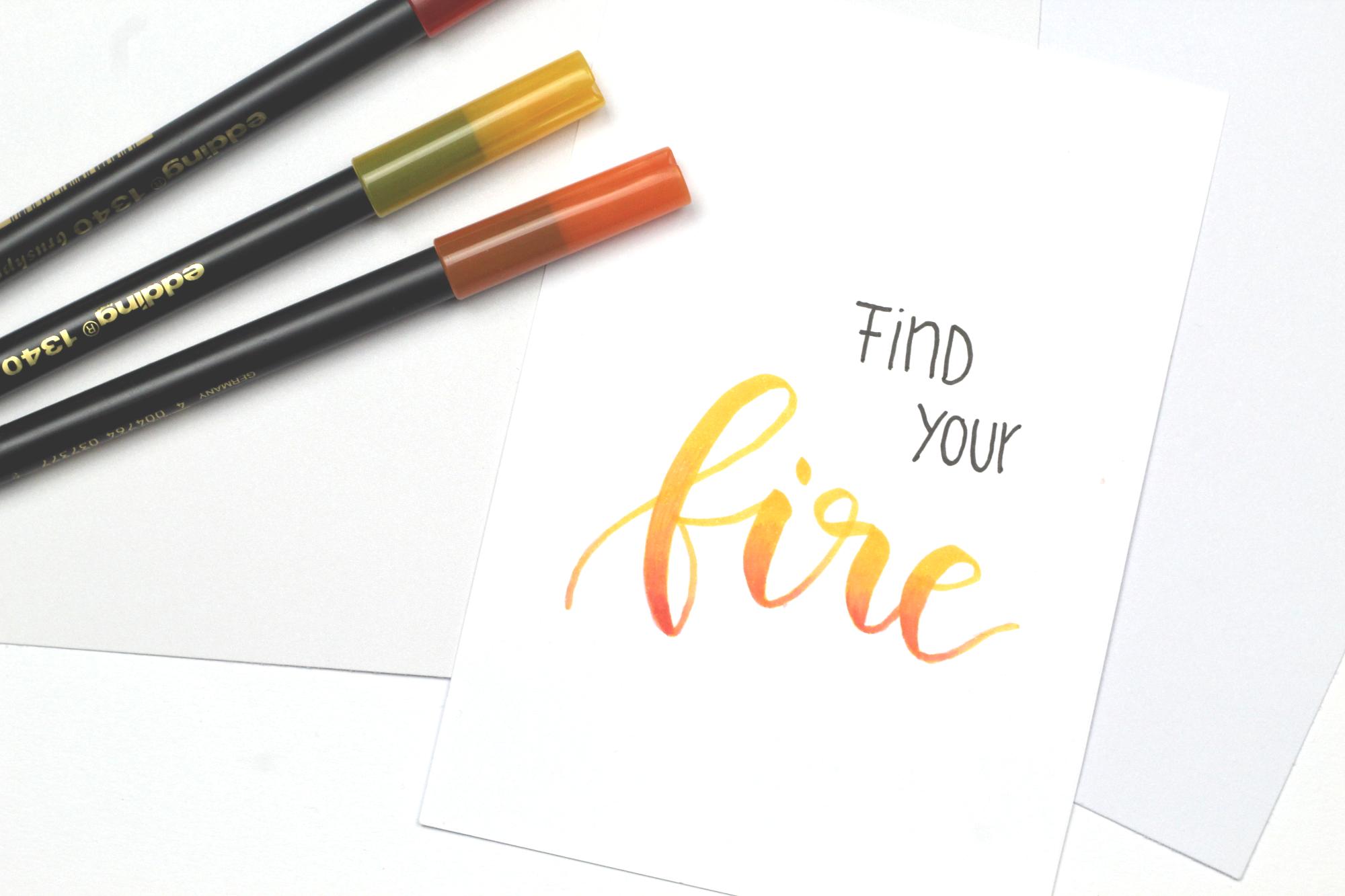 Handlettering Inspiration